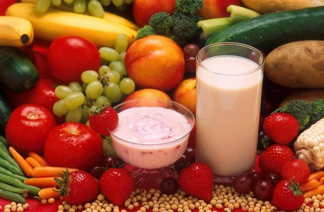 Joghurt Obst & Früchte